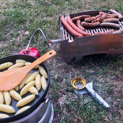 Kochen und Grillen